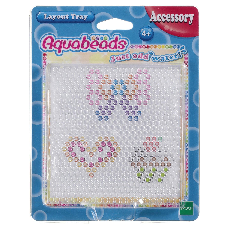 Forma para cuentas Aquabeads