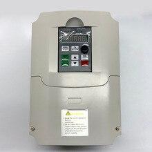 Inversor trifásico da frequência de 380 v 7.5kw para o ventilador do ventilador
