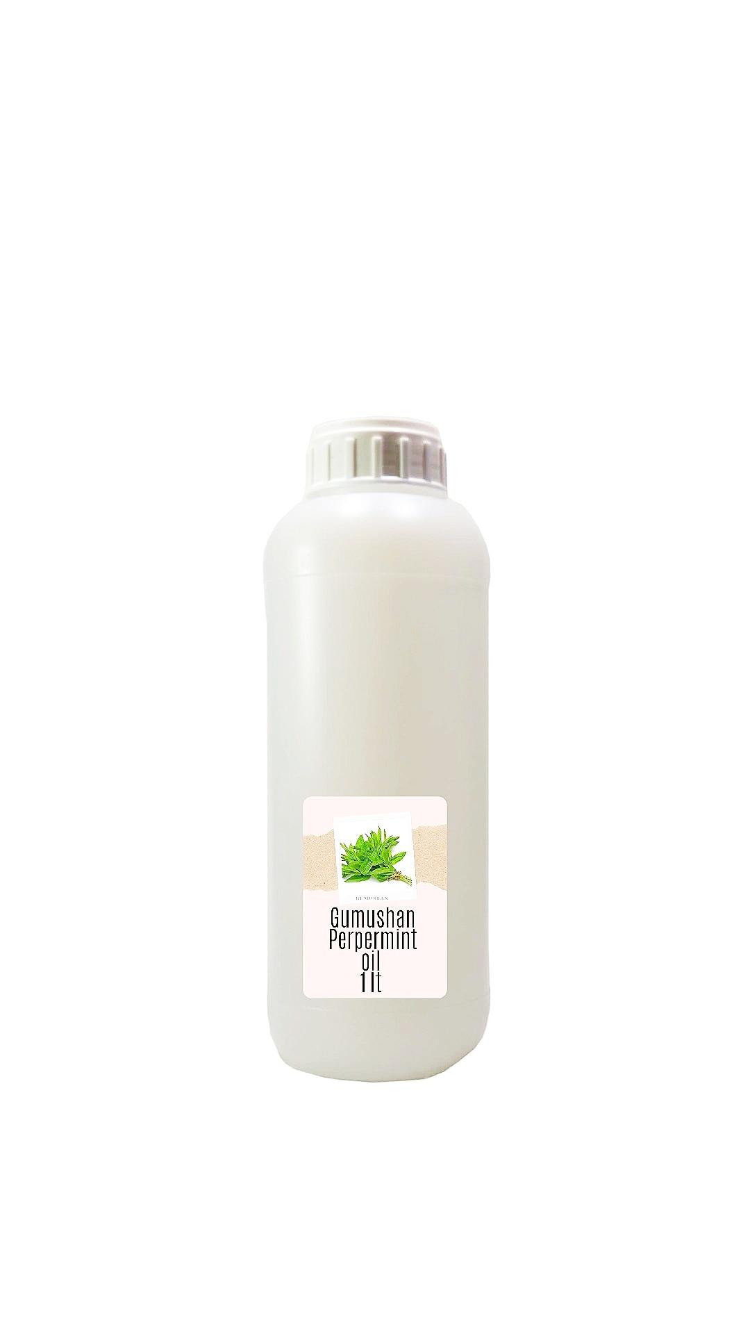 High quality pure Peppermint Oil 1 liter 34 fl oz 1000ml