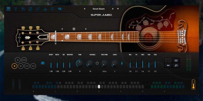 Ample Guitar SJ v3-2-0 WiN-MAC