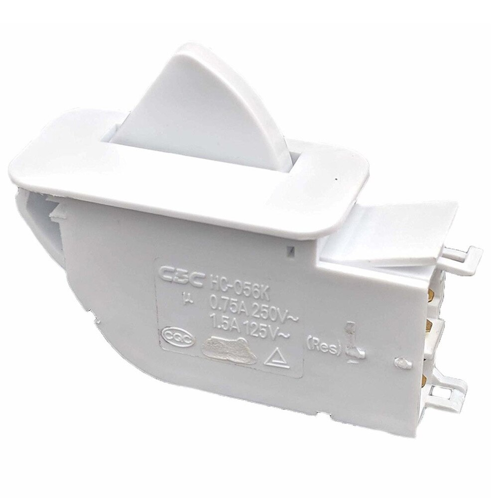 Botón de puerta del congelador y reemplazo del interruptor para LG LFC25760SW - 6600 JB1010A