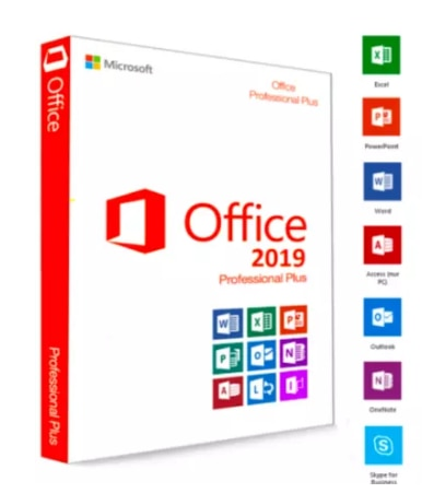 Office 2019 Professional Plus Licence Multi-Language Activation