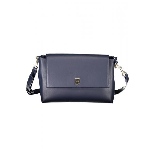TOMMY HILFIGER woman shoulder bag blue shoulder bag 244314