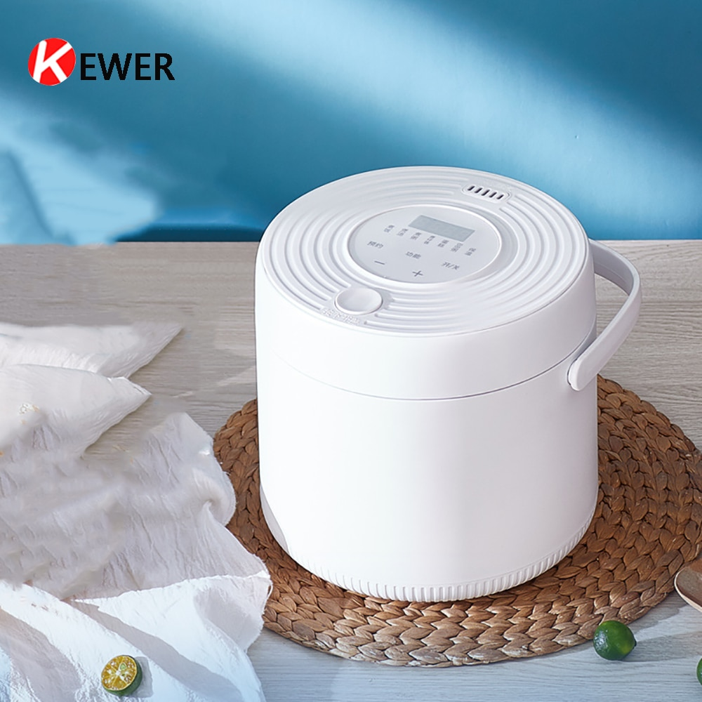 2L المنزل الأرز طباخ ل شاومي مولتيكوكر المحمولة أدوات الطبخ الكهربائية ذكي الغذاء الحاويات دفئا متعددة طباخ