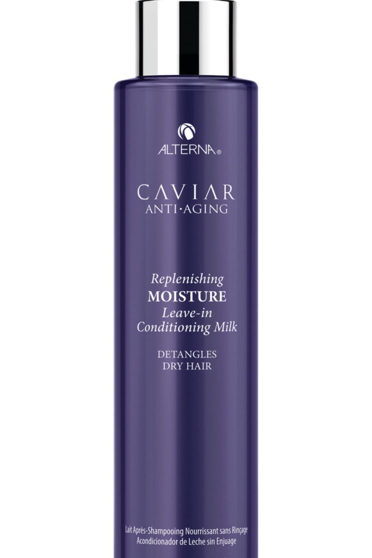 ALTERNA Caviar-Leche Hidratante regeneradora para el cuidado del cabello, 147 ml