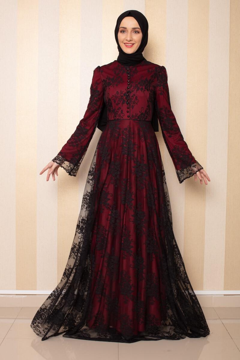 Мусульманская женская одежда, вечернее платье на заказ, мусульманская одежда, ткань с рюшами, лето, двухцветный узор, Дубай, Турция, Рамадан, ...