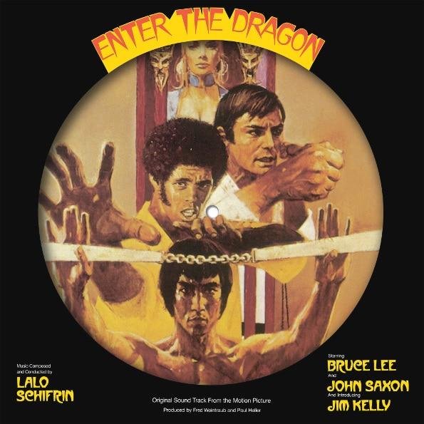 Soundtrack / Lalo Schifrin Enter the Dragon (Disco de imagen)(LP)