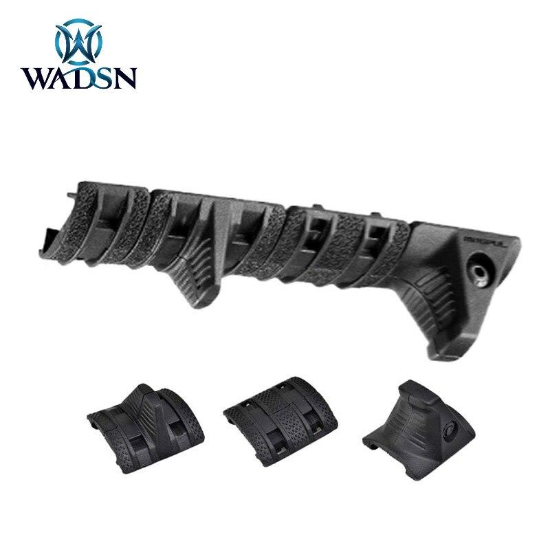WADSN Tatical 4 шт./компл. Набор для ручной остановки EMagpul чехол для рельсов Picatinny для страйкбола AK AR15 M4 аксессуары для винтовок