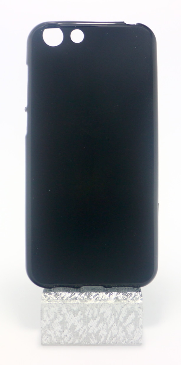 Case Cover Gel TPU Silicone Black For Elephone S7 (4G) 5.5
