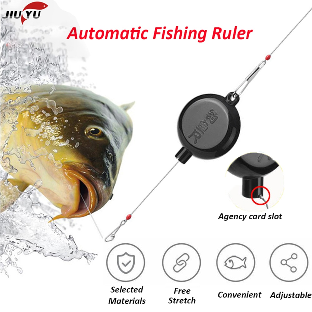 AliExpress - JiuYu Automatic Fishing Hook Trigger Stainless Steel Spring Fishhook Bait Catch Ejection Catapult Full Speed Fish Accessories