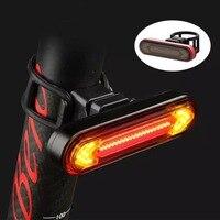 Велосипед светодиодный задний фонарь светильник велосипедов поворотный сигнал USB Перезаряжаемые пульт дистанционного управления-Управле...
