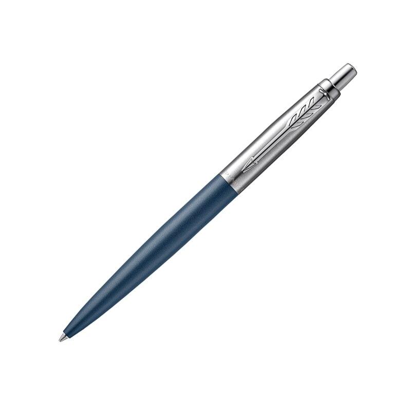 Parker Jotter XL matte blau Ct kugelschreiber, linie dicke M, edelstahl