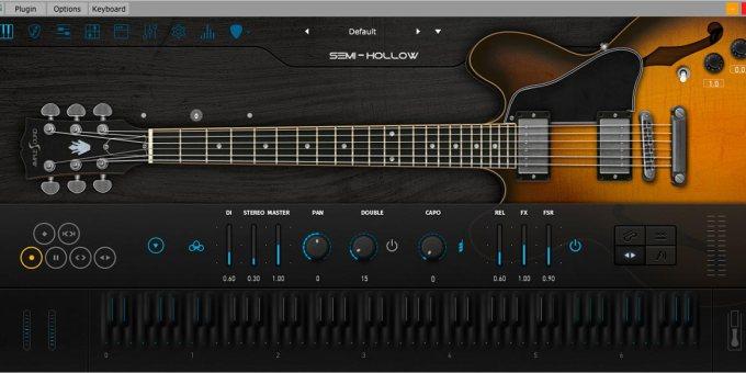 Ample Guitar Semi Hollow v3-2-0 WiN-MAC