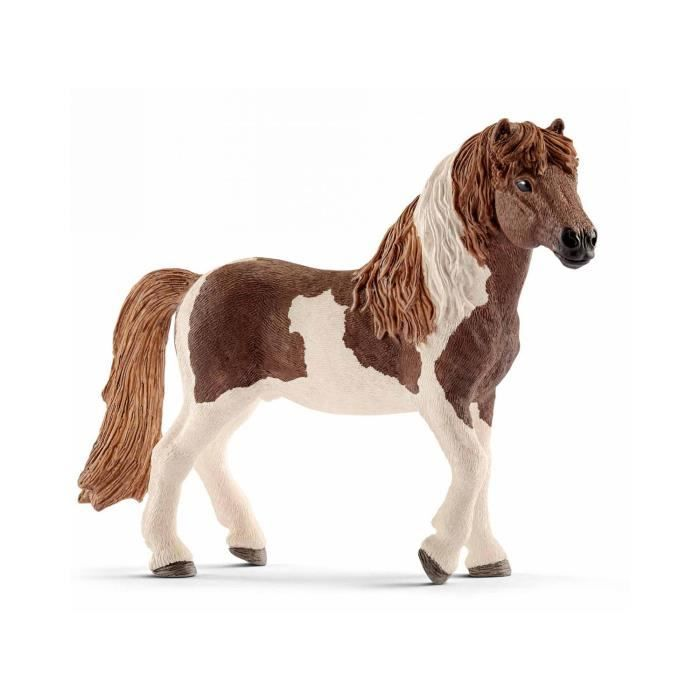 Schleich Figurine 13815 - Caballo - Semental pony islandés