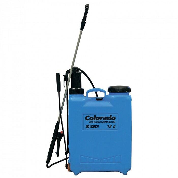 Sprayer 18L hydraulic knapsack гидроагрегат (sprayers)
