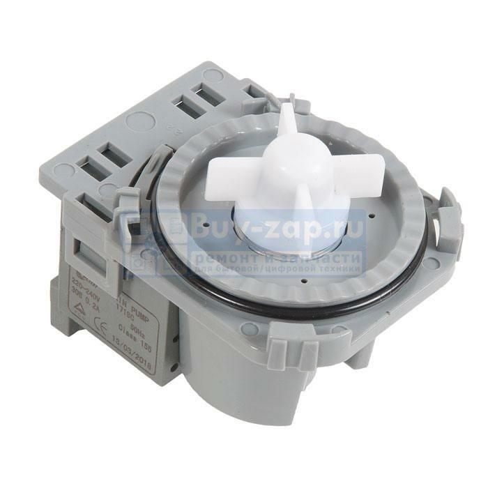 Bomba de drenagem para máquina de lavar louça gorenje, asko 556915