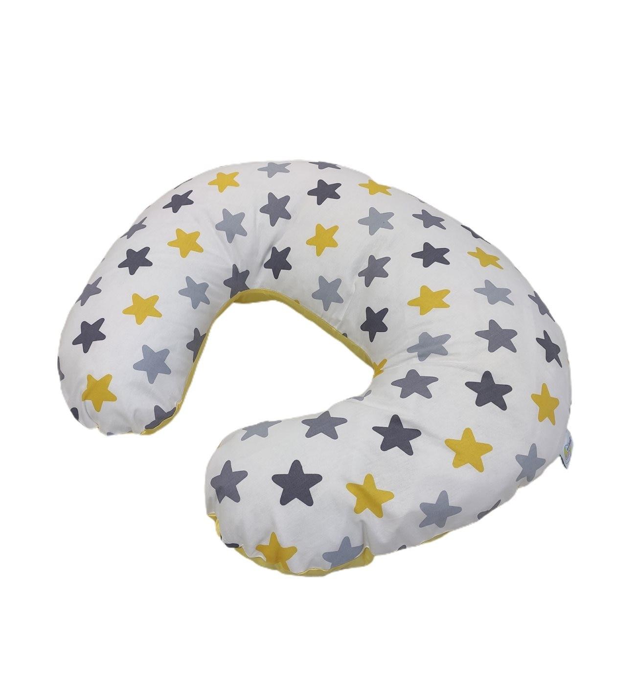Детская подушка для грудного вскармливания, цветные варианты со звездочками, товары для мам, подушки для грудного вскармливания