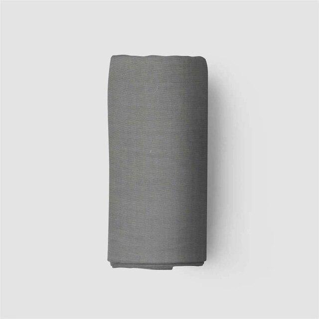 طقم شراشف سرير مفرد ، 100 قطن ، 100 × 200 ، لون غامق ، 360340574