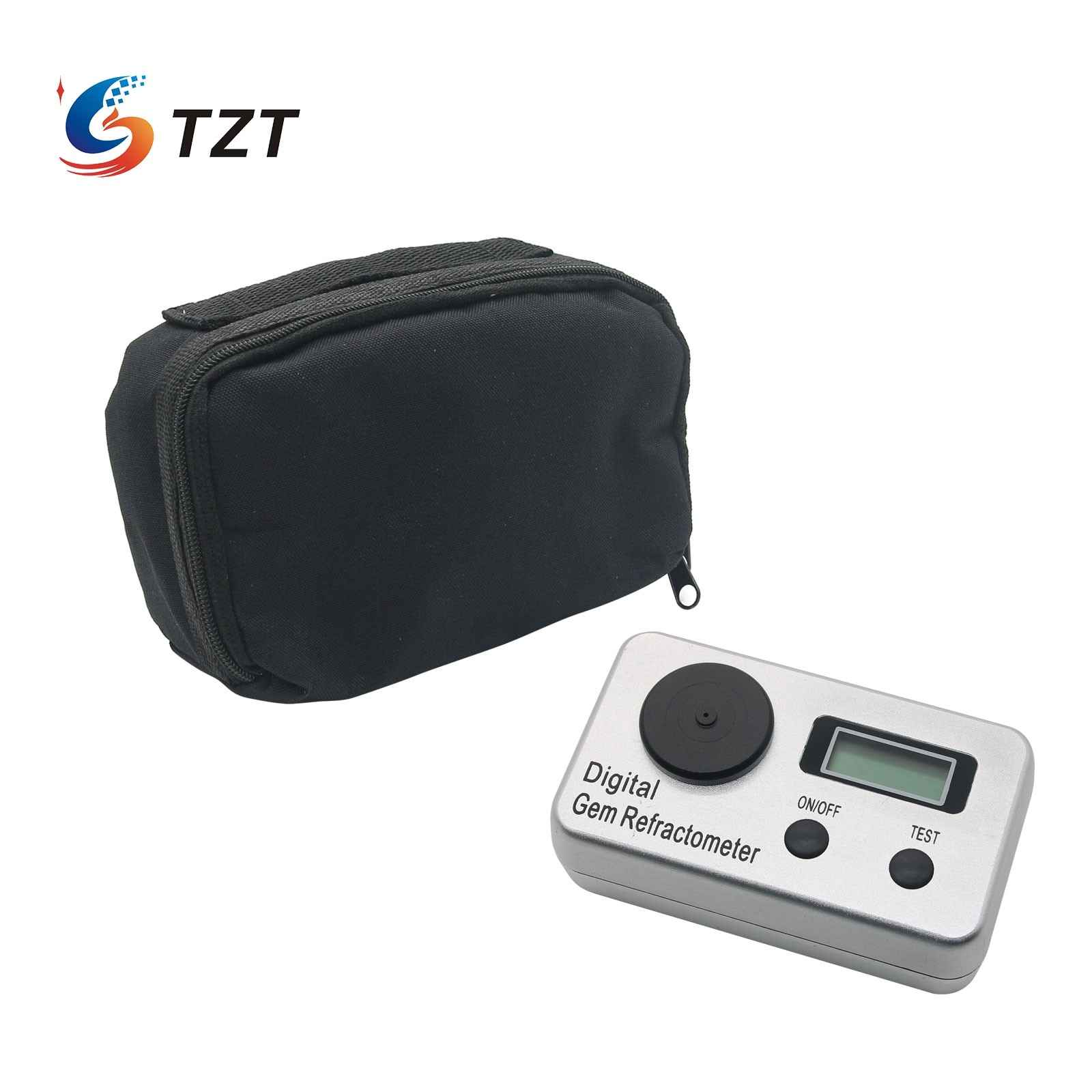 TZT 1.4-2.0 ري الأحجار الكريمة والأحجار الكريمة أداة الأحجار الكريمة الرقمية إنكسار الأحجار الكريمة