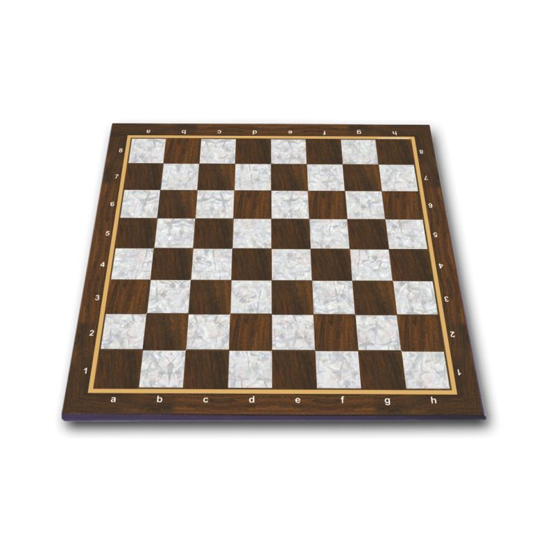 Pearl Coated Wooden Chessboard 30cm X 30cm Checkers Travel Games Chess Board Draughts Entertainment Gift Kid High Quality Nacre