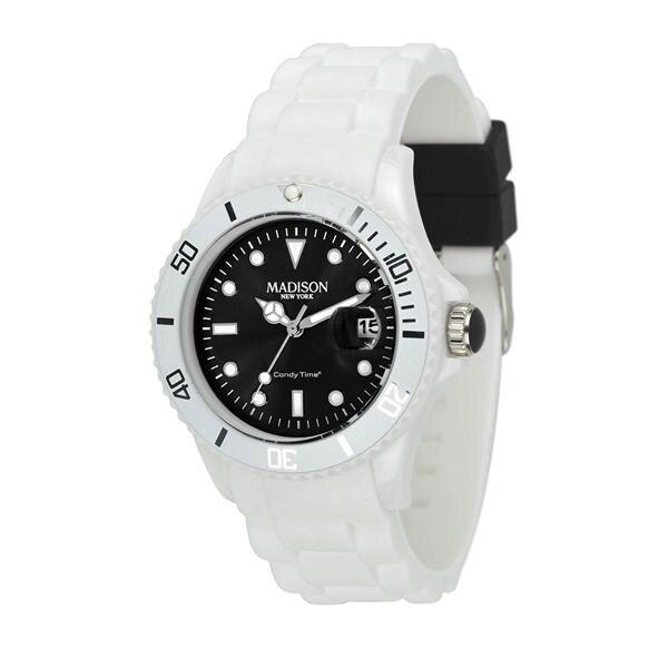 Relógio unissex madison u4359a (40mm)