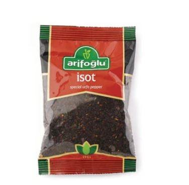 Isot 60 G   Capsicum annuum   100% natural   1. Buena calidad   Turquía   Marca superior   Condimento   Cocina   Sabor