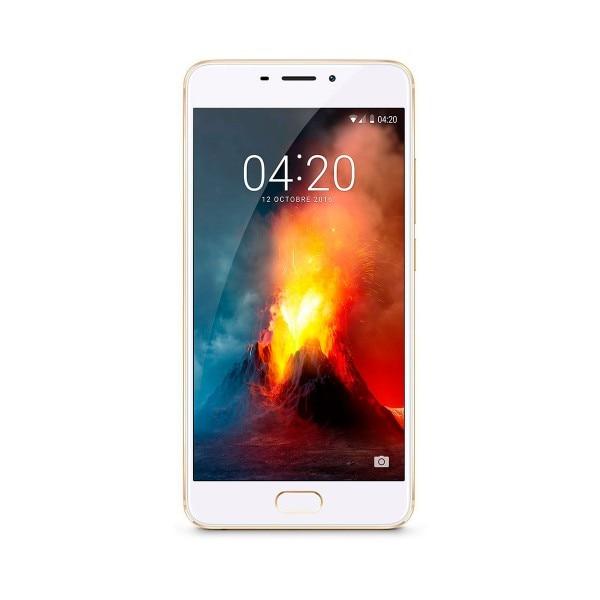 Meizu m5 note 16gb dorado móvil dual sim 4g 5.5