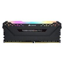 Kit mémoire C16 Original VENGEANCE RGB PRO 8 go (1x8 go) DDR4 DRAM 3000MHz-noir