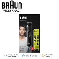 Braun Multigroomer MGK 3220 MGK 5260 MGK 7221 male electric shaver battery LED indicator washable sensor