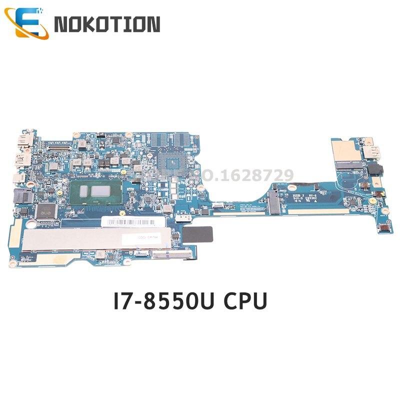NOKOTION لينوفو IdeaPad 320S 320S-13IKB اللوحة الأم للكمبيوتر المحمول SR3LC I7-8550U 8G ذاكرة 5B2057030 5B20Q39903