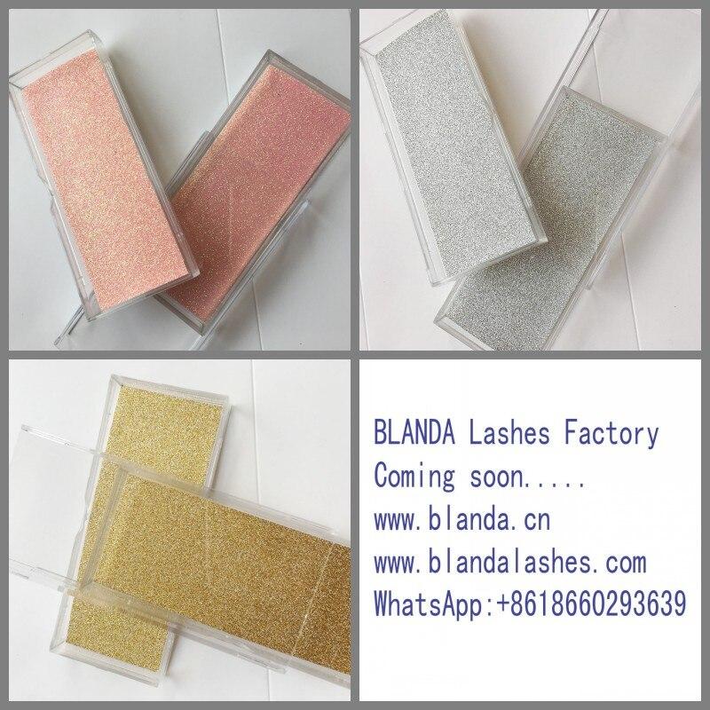 UPS Free Shipping 1000pcs Custom Eyelashes Packing Boxes Gift box Lashes Package Customize Storage Cases Makeup Cosmetic Case