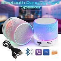 Bluetooth-Колонка портативная с поддержкой FM-радио/U-диска/TF-карты