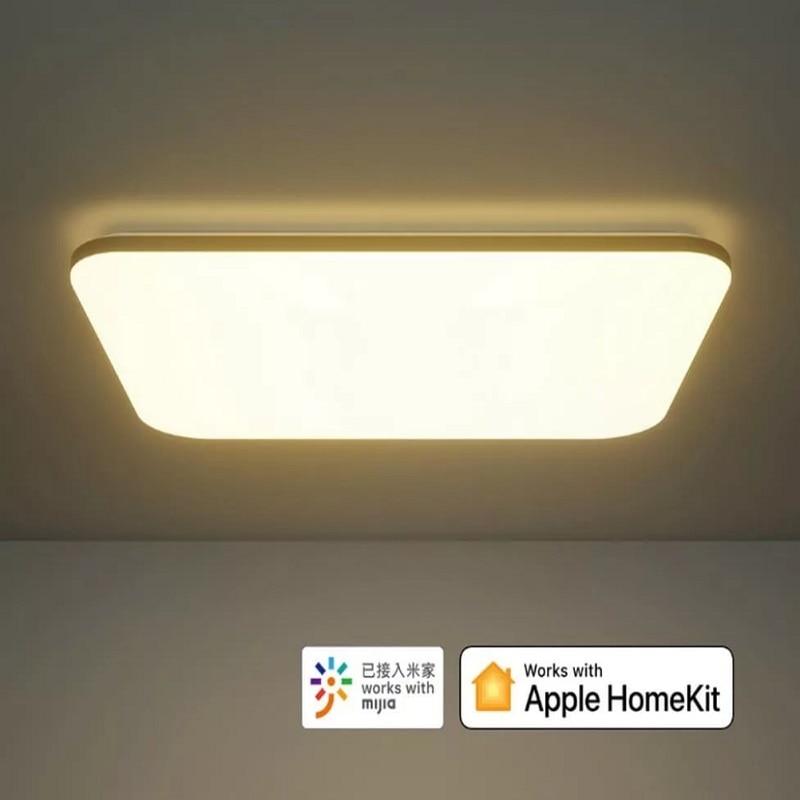 Лампа потолочная Xiaomi Yeelight Ceiling Light Pro 100W (YLXD49YL) с подсветкой потолка, 2700-6500K, Wi-Fi