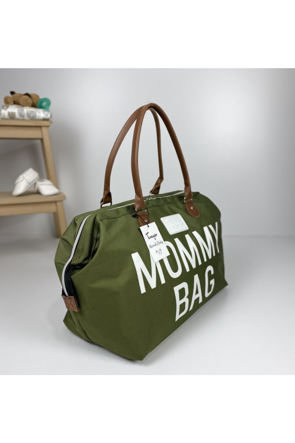 2021 Baby Tote Bag For Mothers Nappy Maternity Diaper Mommy Bag Storage Organizer Changing Carriage Baby Care Travel Backpack enlarge