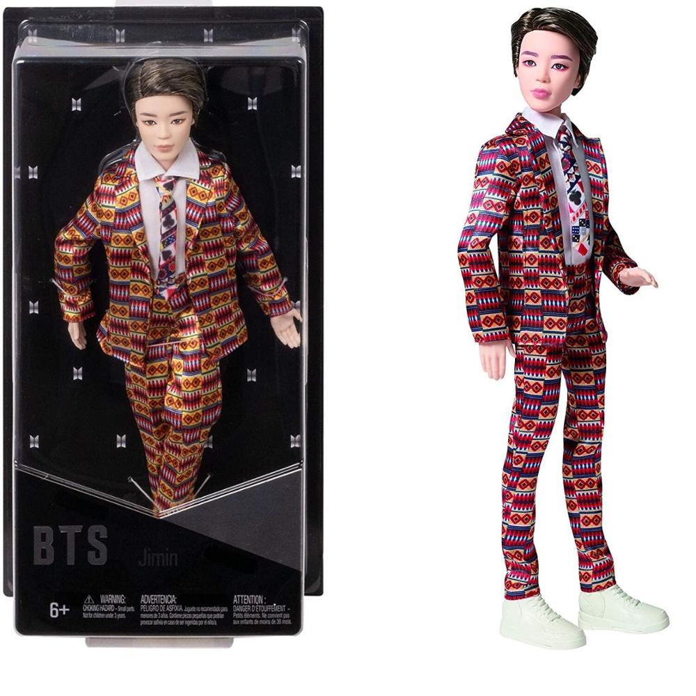 Muñeco Jimin BTS banda Coreana K-POP Mattel