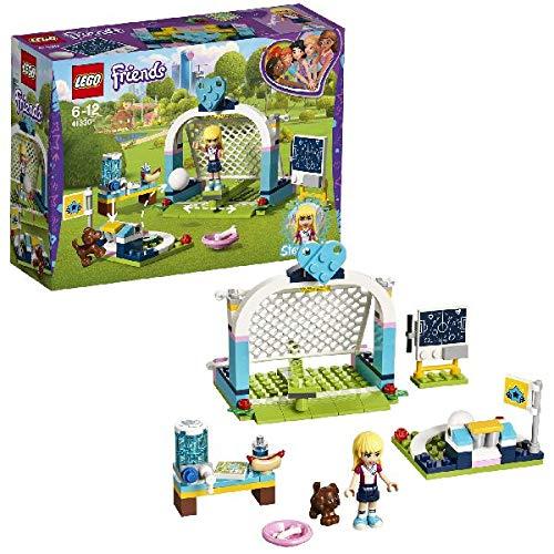 LEGO Friends - Entrenamiento de fútbol de Stephanie (41330)