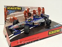 Fente SCX Scalextric 6041 Compatible Minardi Telefonica N #21 Marc Gené