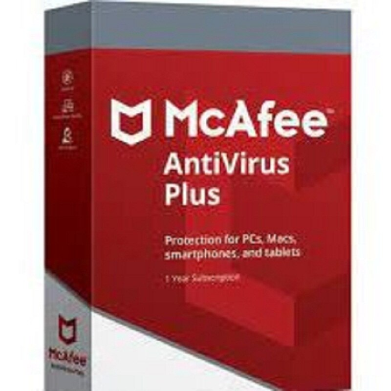 McAfee 2021 Anti-virus Fast delivery 1 Year License Key For 3 Devices Windows/Mac