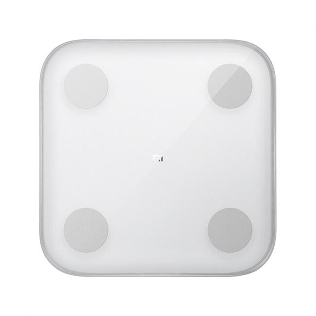 Báscula Xiaomi MI BODY COMPOSITION SCALE 2, original, versión global, 2 años de garantía