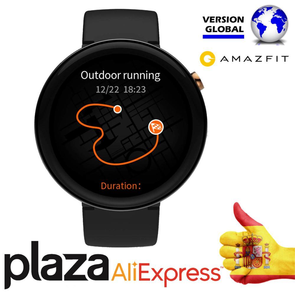 Amazfit Xiaomi Nexo Reloj Smartwatch Deportivo - 4G LTE (eSIM) -Rastreador. PPG - GPS + GLONASS - Seguimiento Actividad Personal