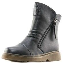 Xus-92209-4a-kw demi-bottes pour femmes Madella