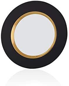 Decorium الليلية الأسود 23 سنتيمتر إناء عميق