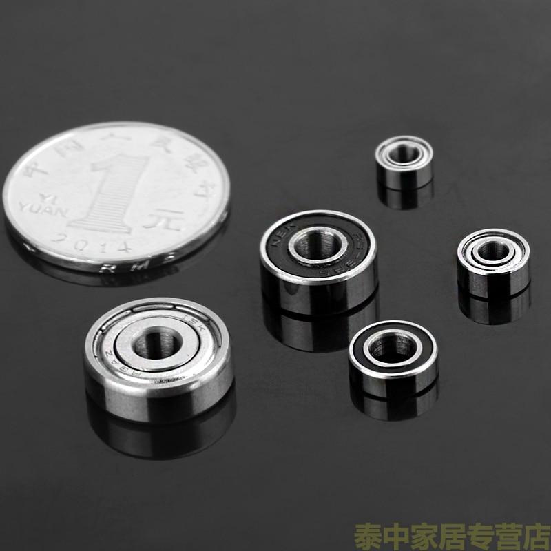 5Pcs Bearing Diameter Angular Contact Ball Bearing 3.17x1/4 3.17x5/16 4.76x3/8 4.76x1/2 4.76x5/8 Arden milling cutter