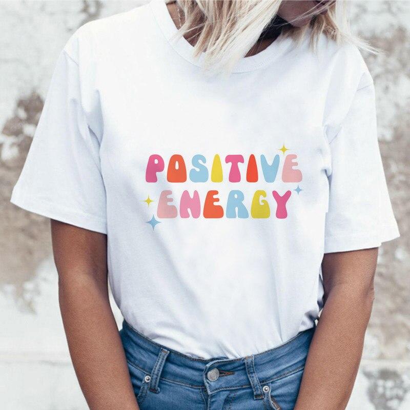 Camiseta con diseño estético de esqueleto Meme para mascotas, camisa divertida e informal para pareja, estilo coreano, camiseta divertida tipográfica para mujer
