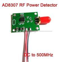 AD8307 RF détecteur de puissance cc-500 MHz transmetteur antenne puissance logarithmique détecteur tension de travail 5V - 12V