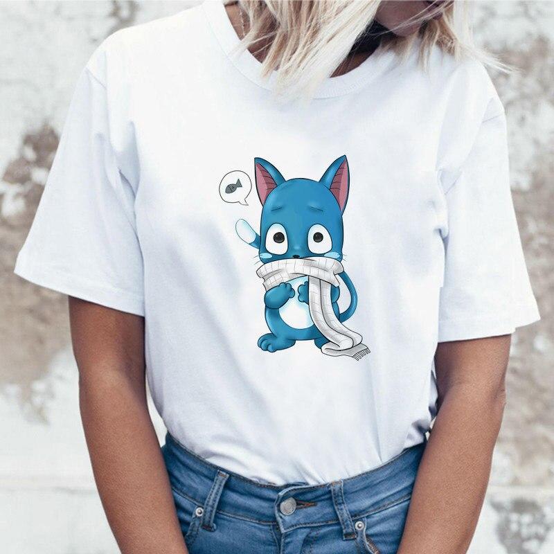 Художественная Женская футболка для художника, футболка, футболка для фэнтези, рок, панк, Женский цветной блок, тренд, топ, футболка для щенк...