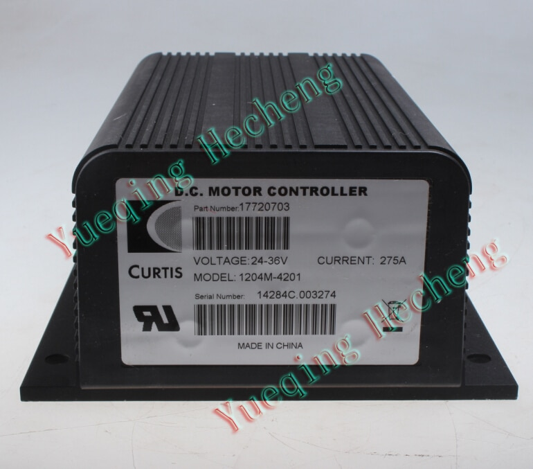 PMC contrôleur série 1204M-4201 DC   Contrôleur pour Curtis 275A 24V / 36V 1204-004