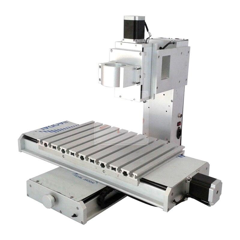 3040 3 ejes Pilar CNC marco para 30*40 3 ejes 4 ejes 5 ejes máquina de grabado CNC vertical