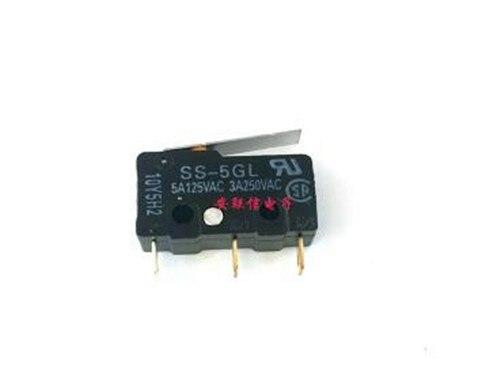 ¡Envío gratis! Accesorios de bricolaje para impresora 3D/Micro límite/SS-5GL micro interruptor/SENSOR OMRON ENDSTOP