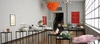 new home decor orange flower chandelier led bulbs pretty hand blown glass ac 110120220240v manufacturer